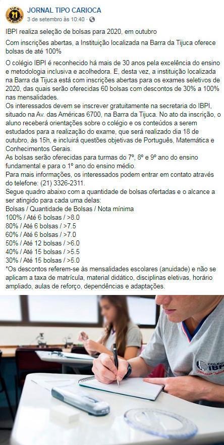 Jornal Tipo Carioca