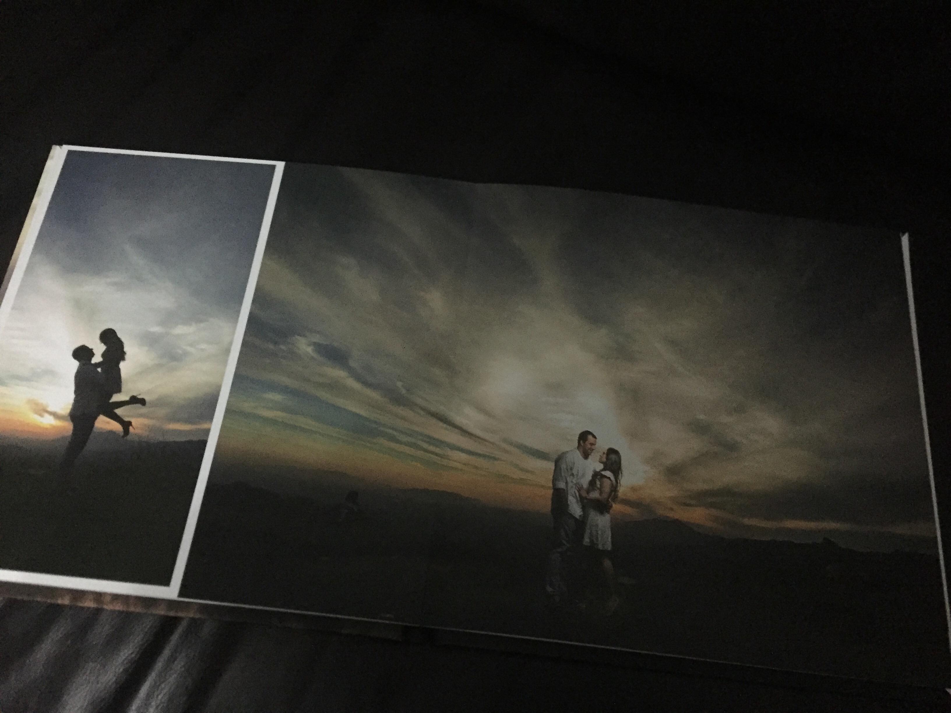 Álbum de Ensaio Fotográfico