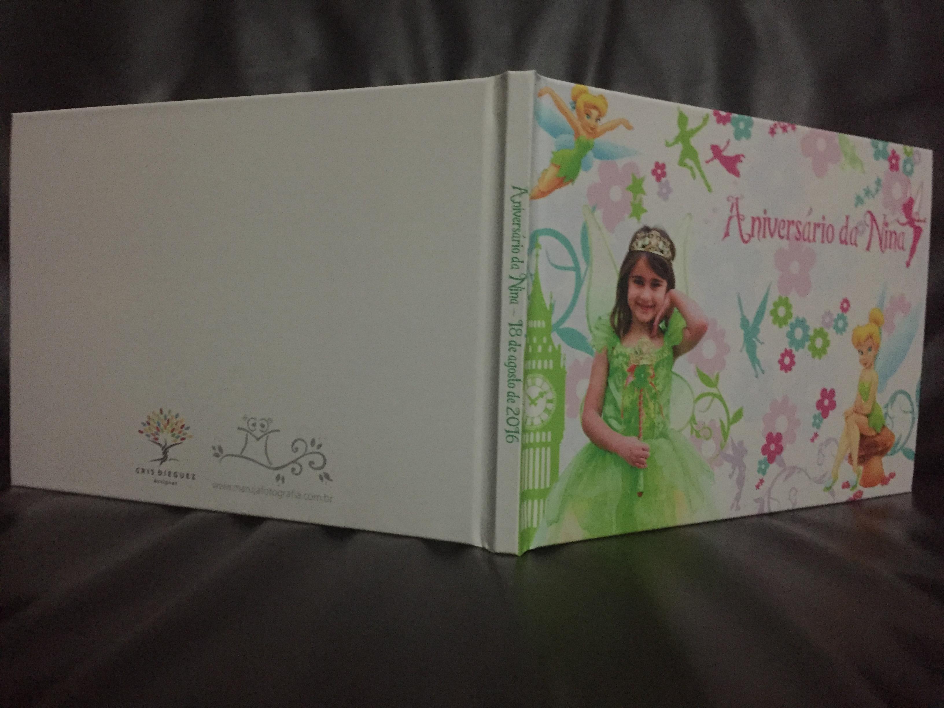 Álbum fotográfico de Evento Infantil
