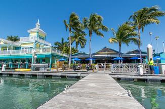 Parrot Key Caribbean Grill at Salty Sam's Marina