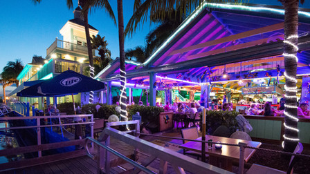 Parrot Key Caribbean Grill is Lambeau South