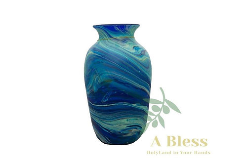 Phoenician Glass Vase