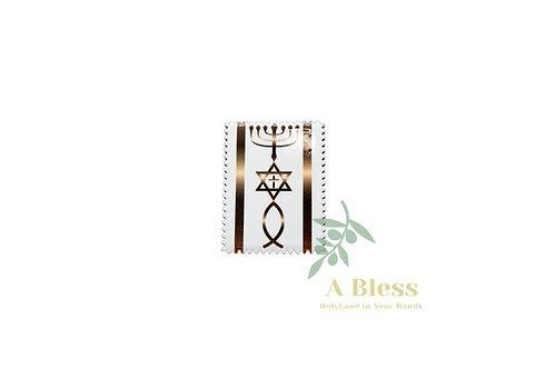 Messianic Seal of Church of Jerusalem Magnet