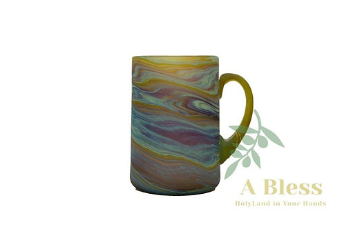 Phoenician Glass Mug