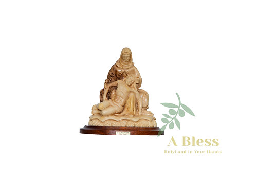 Virgin Mary & Jesus Statue