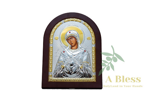 Virgin Mary Icon