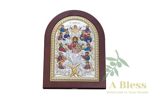 Jesus & His Disciples Icon