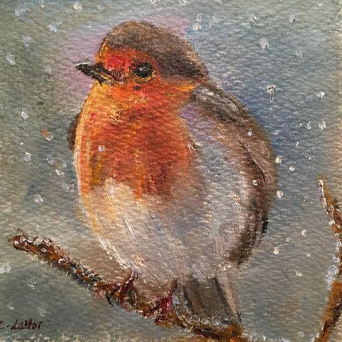 """""""Christmas Robin"""""""