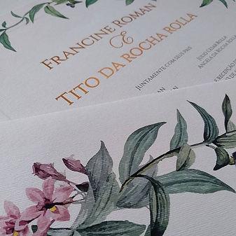 Detalhe do convite!!_._._._#papelariacas
