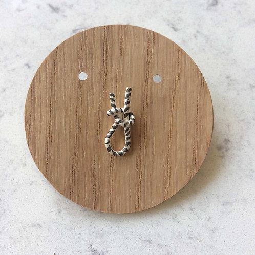 knot pin No.4