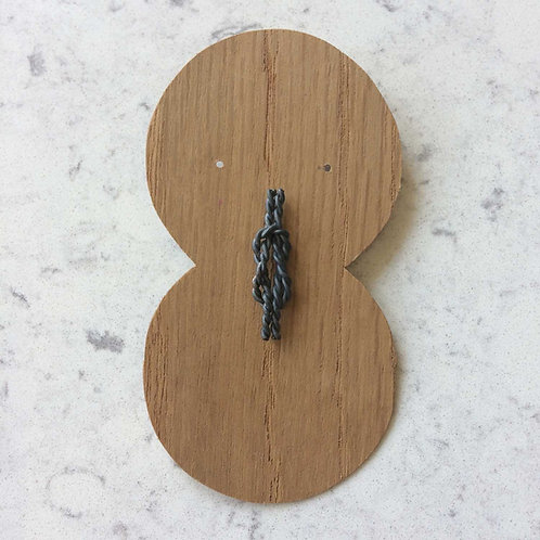 knot pin No.3