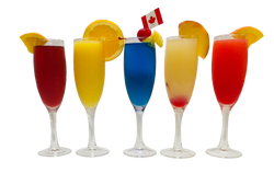 Try our mimosas!
