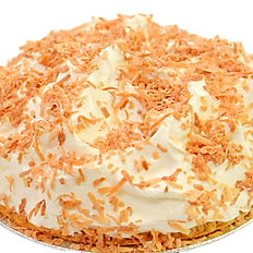 Toasted Coconut Pie