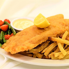 Long Plank Fish & Chips