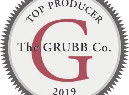 2019 Company-Wide Top Producing Agent
