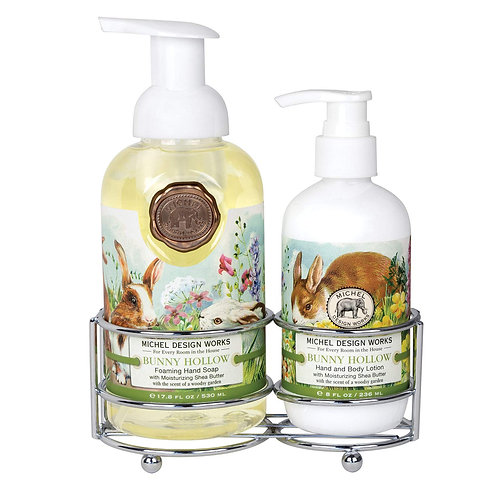 Michel Design Bunny Hand Soap