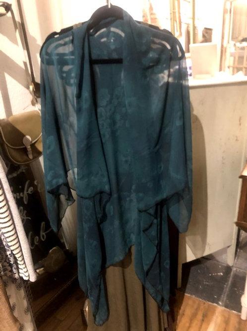 Kimono-Dark Teal