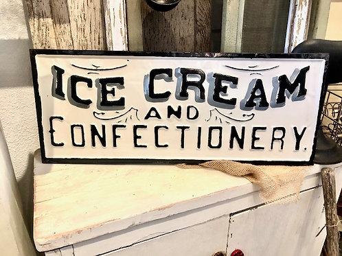 Ice Cream And...Sign