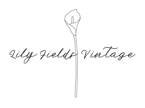 Lily Fields Vintage Gift Certificate