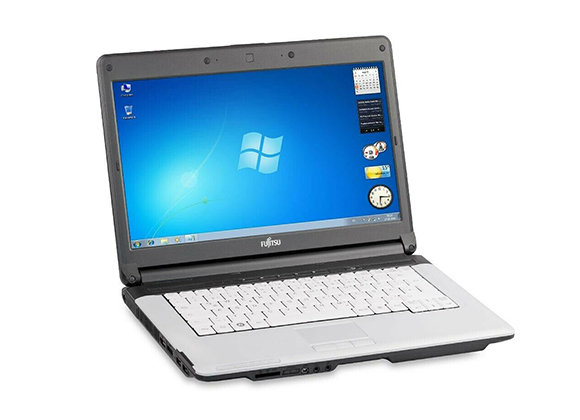 "Fujitsu S710 Lifebook Core i5 14"""