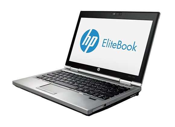 "HP 2570P Elitebook Core i5 12"""