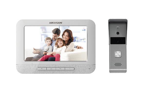 Video Intercom Water Proof  Analog Kit  Hikvision DS-KIS203