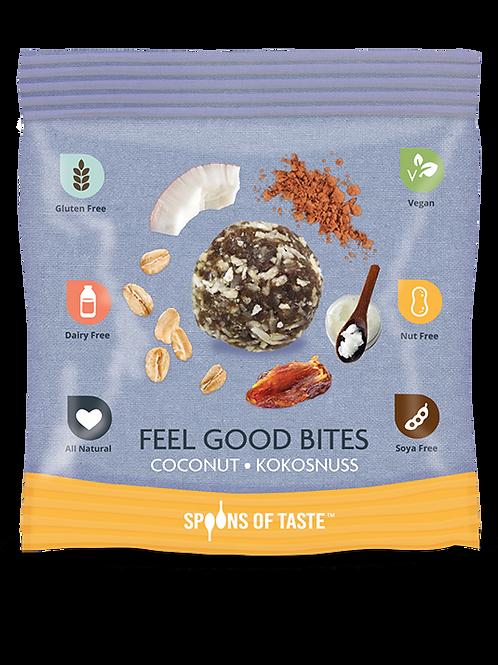 FEEL GOOD BITES - Kokos