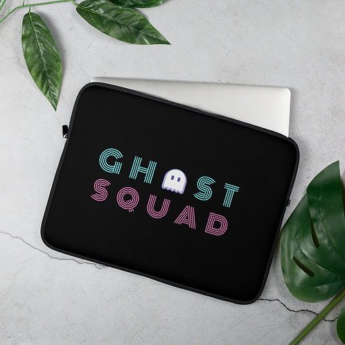 Ghost Squad Laptop Sleeve