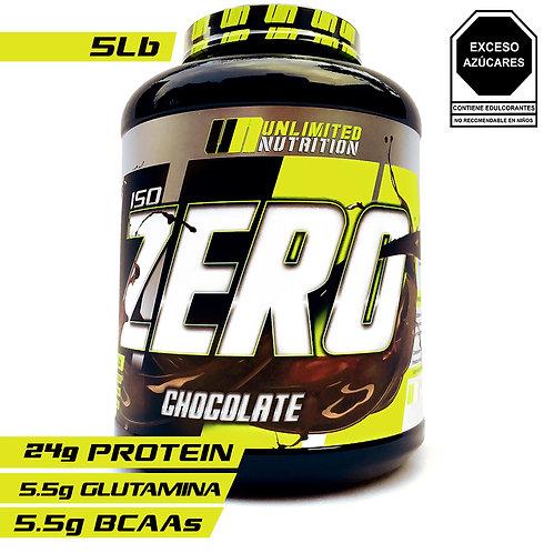 ISO ZERO CHOCOLATE