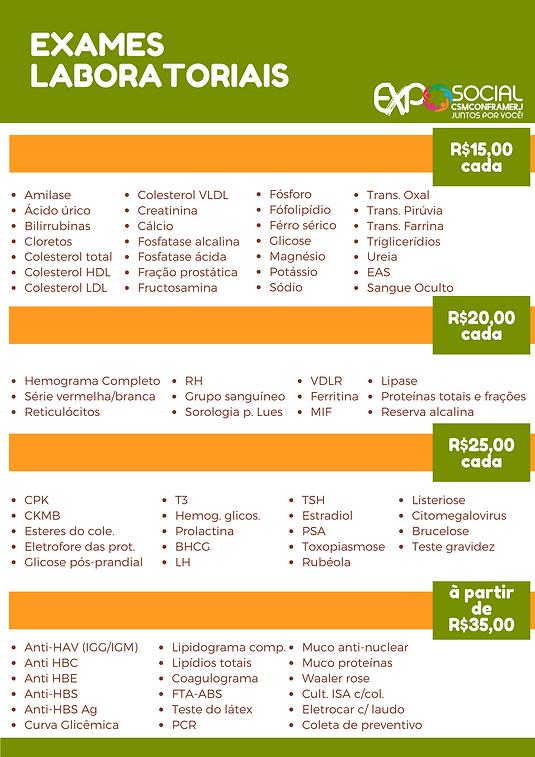 Verde e Laranja Foto Lista de Preço.png