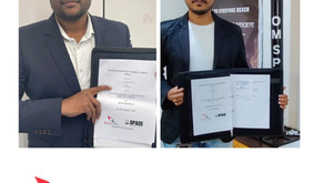 Australia Based Company Researchsat Collaborated with Omspace based on Mou