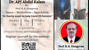 Webinar for Covid Relief Fund: Noble Cause to save a life