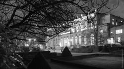 Hôtel de Lassay de nuit
