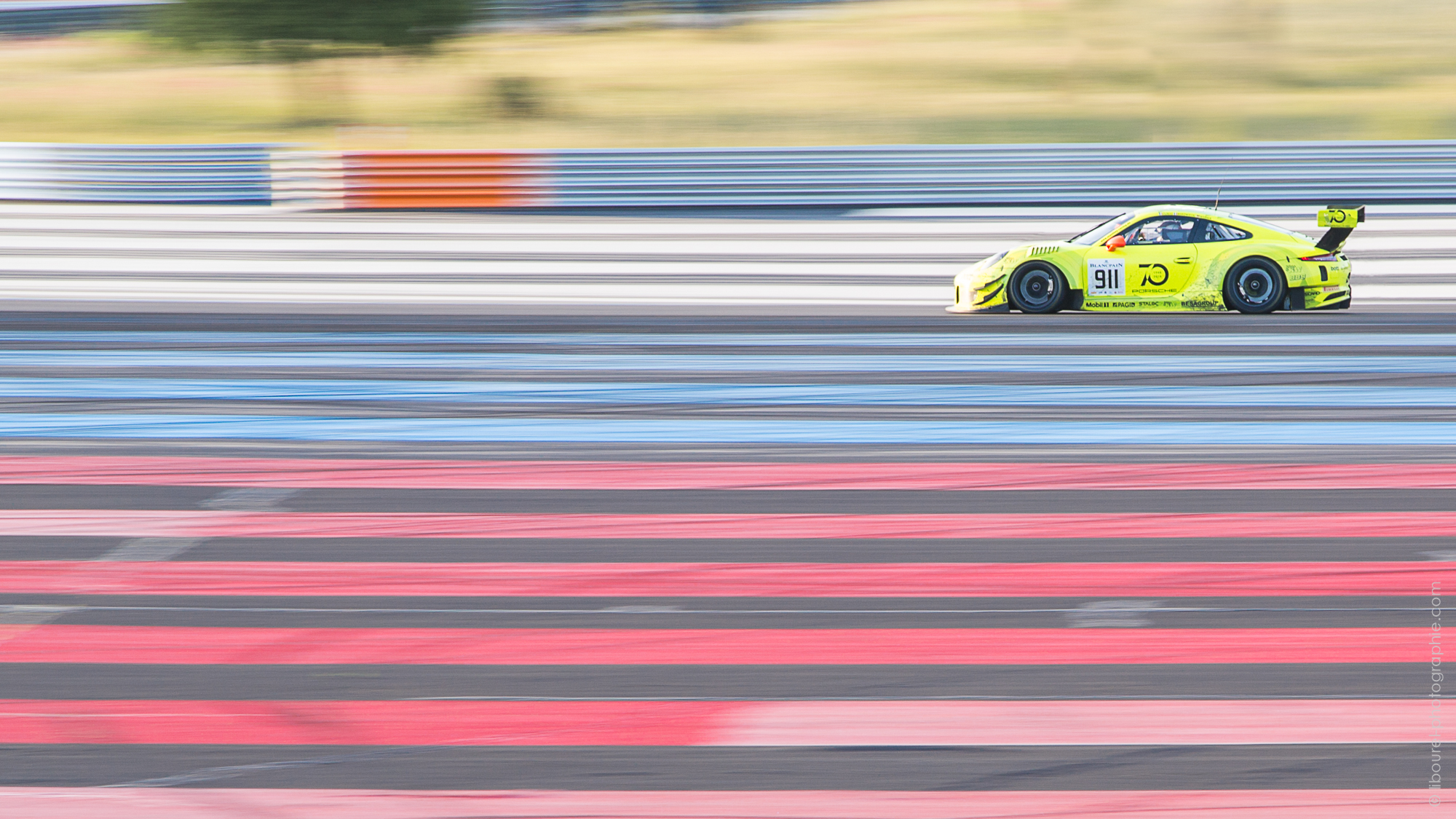 Manthey racing - Paul Ricard