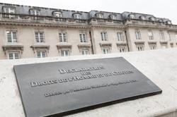 Cour d'honneur de l'assemblée nationale