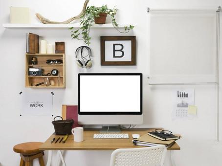Smart working: come creare l'ufficio in casa