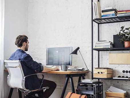 Smart working: qual è la stanza migliore per lavorare da casa?