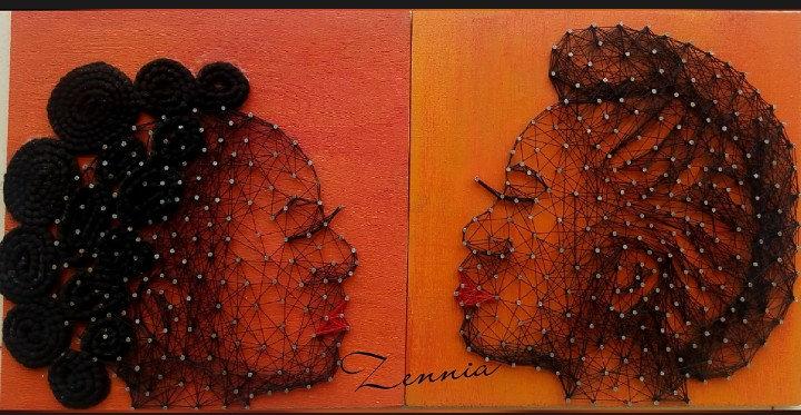 LYRICS OF AN AFRICAN MAIDEN 1 - Zennia