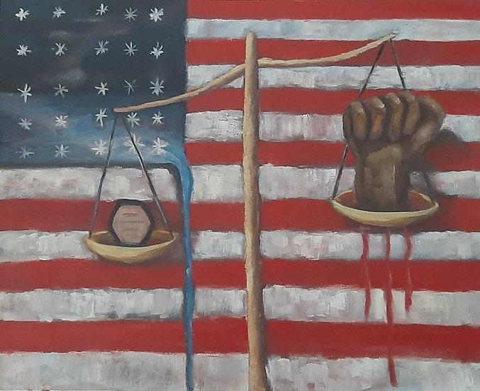 JUSTICE - Alan Forster