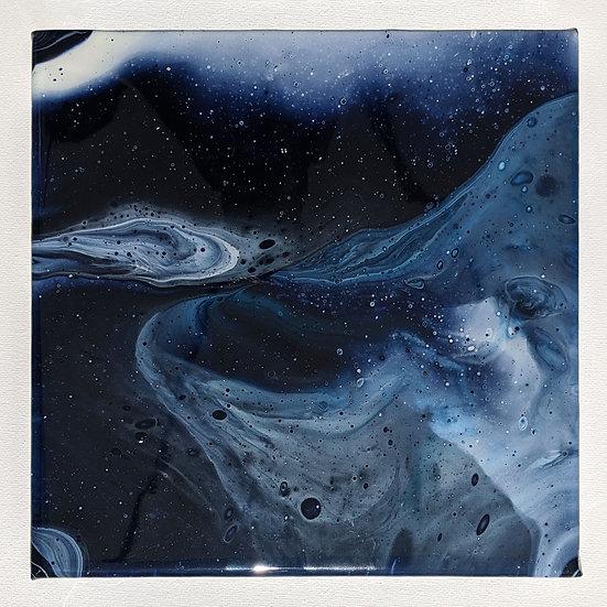 INTO THE VASTNESS OF SPACE  - Alice B Wray