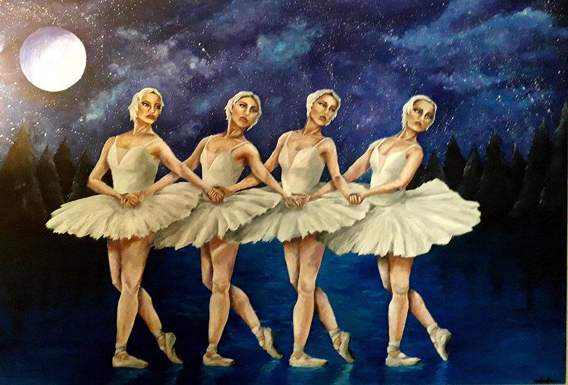LITTLE SWAM DANCE - Samantha Woodhouse