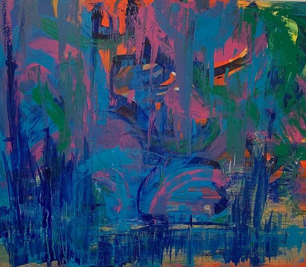 BLUE LAGOON - Denise Stroud