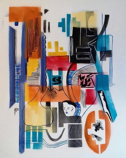 SCALES - Daniel Couet