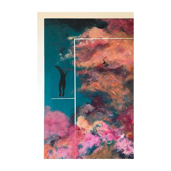 CLOUDS  - Jessica Thacker