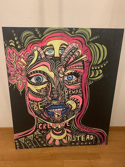 BE CREATIVE - Sara Dürst