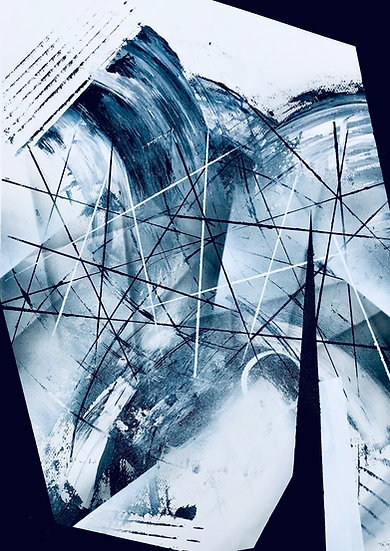 THROUGH THE VEIL - Richard Shipley