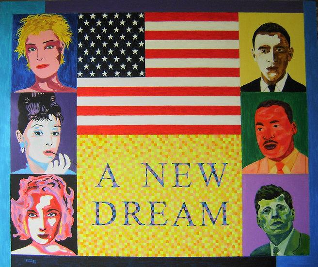 A NEW DREAM - Tullio Mesi