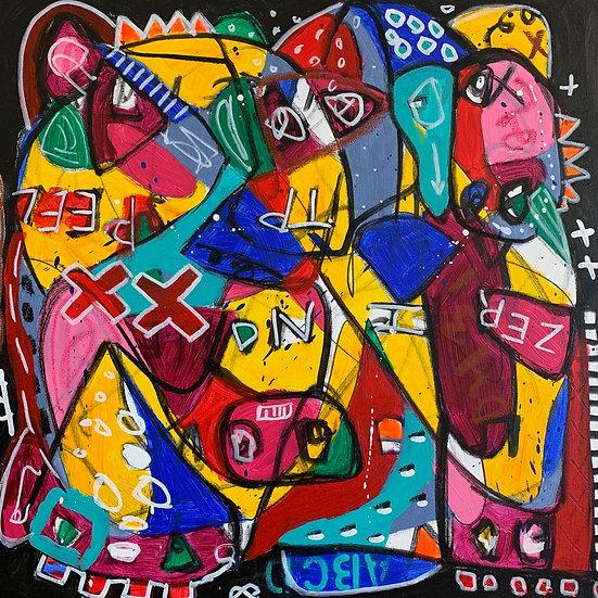 ARMAGEDDON - Eileen Olimb