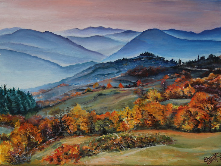AUTUMN IN THE RHODOPES - Ralitsa Georgieva