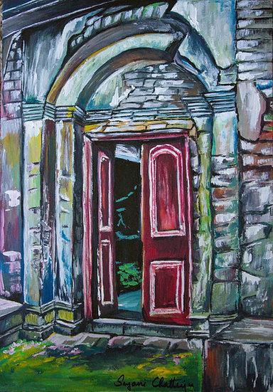 THE DOOR - Sayani Chatterjee